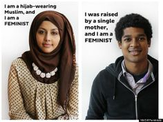 These Photos From McGill Law's Feminist Collective Challenge Stereotypes About The 'F-Word'