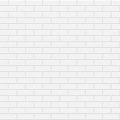 White Bricks Vector