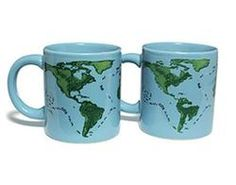 Global Warming Mug - Mug Changes when you Add Hot Liquid