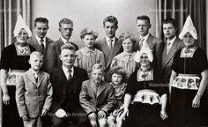 Simon Kemper, fabrieks arbeider (1908 Edam-1993 Volendam). Gehuwd in 1931 met Geertje Tol 1904-1960. #NoordHolland #Volendam