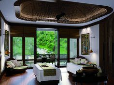 Mandapa, a Ritz-Carlton Reserve: http://www.hotelsthatinspire.com/asia/indonesia/bali/mandapa