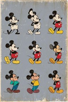 Walt Kidney World — tinkeperi: Disney's Mickey Mouse:) #Disney