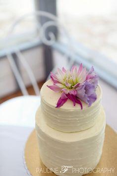 {joli gâteau} notre wedding cake