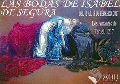 JESUS FIDELIS: CARTEL BODAS ISABEL DE SEGURA 2.017