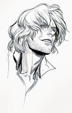 Rae в Твиттере: «昨天總算破完第一輪 來複習一下怎麼抓五代蛋的神韻 #乾淨的墨線是什麼可以吃嗎… » Character Drawing, Character Concept, Concept Art, Dmc Dante, Dante Devil May Cry, Drawing Sketches, Drawings, Drawing Techniques, Manga Art