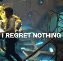 Realizing I have done nothing at all because of watching Doctor Who (.gif)
