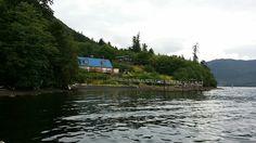 Sure Strike Lodge Craig, Alaska 2014 this is next door