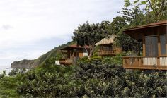 Stunning beach resort, Mukul Resort and Spa Bohio Nicaragua