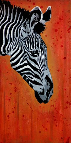 Solitude in Stripes Painting by Iosua Tai Taeoalii - Solitude in Stripes Fine Art Prints and Posters for Sale
