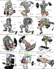 Mega Strong Legs Workout - Yeah We Train !