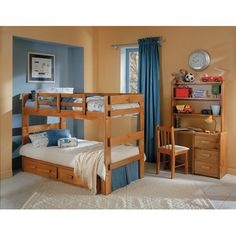 Chelsea Home Twin Customizable Bedroom Set with Storage & Reviews | Wayfair