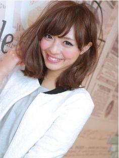 30・40代に人気♡可愛いミディアムヘアカタログ〈2016春夏髪型ヘアスタイル〉 - NAVER まとめ