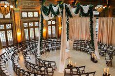 Featured Photographer: Melissa Hayes; Wedding ceremony idea.