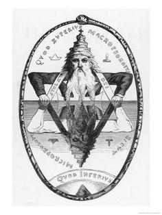 Image result for eliphas levi illustrations