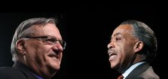 When Al Sharpton decided to call upon Maricopa county Sheriff… Sheriff Joe Slaps Al Sharpton After He Demands Sheriff Resign For Racism