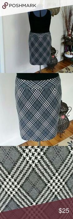 Faux Sweater Skirt Comfy stretch faux sweater midi skirt Lane Bryant Skirts Midi