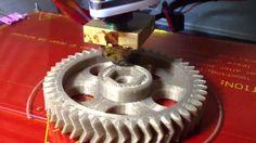 Prusa i3 3D printing