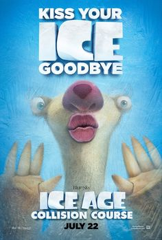 Ice Age: 5 Collision Course 2016 Worldfree4u – Download Full Movie Dual Audio BRRip