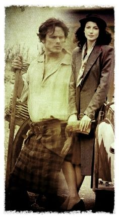 Jamie & Claire. Yay, I can finally see it!!!!!!