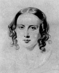 Catherine Dickens, Charles Dickens' wife.