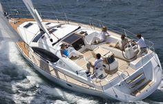 Jeanneau Sun Odyssey (via Mauri Pro Sailing)