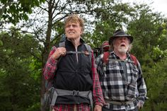 Review: 'A Walk in the Woods,' With Robert Redford, Is a Scenic Trek Spoiled - The New York Times