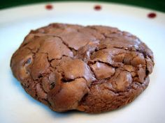 Martha Stewart's Outrageous Chocolate Cookies