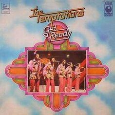Temptations, The - Get Ready UK 1973 Lp mint--