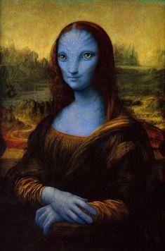 ☆ Mona Lisa Avatar :¦: Artist Adrian Borda ☆