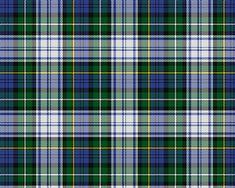 Campbell of Loch Neil Dress Clan Tartan