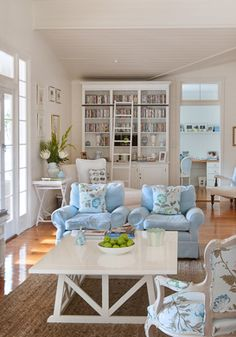 Coastal Living...Fran Russel Interior Design