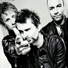 Muse, black and white, love this image