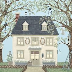 Sally Swannell - Country House