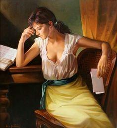 Emily Dickinson. Romantico dipinto.