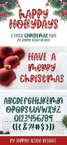 Happy Hollydays, A Christmas Mistletoe Font example image 10 Holiday Fonts, Christmas Fonts, Christmas Crafts, Christmas Design, Handwritten Fonts, Typography Fonts, Script Fonts, Geometric Font, Cute Fonts