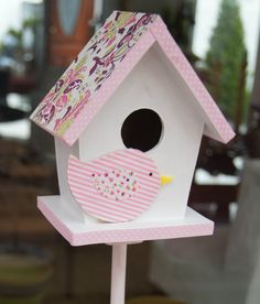 31 best Ideas for bird cage craft for kids baby shower Shower Party, Baby Shower Parties, Baby Shower Themes, Shower Ideas, Birdhouse Craft, Birdhouse Ideas, Concrete Bird Bath, Bird Cake Toppers, Diy Bird Bath