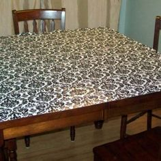 60 Round Fitted Table Covers