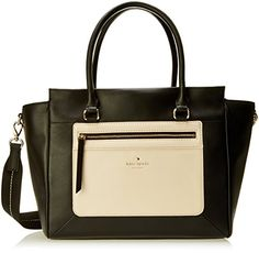kate spade new york Sunset Court Hattie Top Handle Bag, Black/Pebble, One Size kate spade new york http://www.amazon.com/dp/B00MXZO4S4/ref=cm_sw_r_pi_dp_ljOpvb0MM0WEP