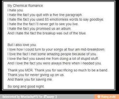 This is really true ❤️❤️ The so long and goodnight part killed me