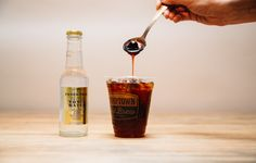What's cooler than being cool? Ice-cold coffee with a whole lot of tonic water suddenly popping up all over the U.S., that's what.