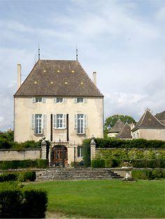 Chateau de Chorey - Les Beaune, France