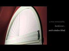 arched window cover