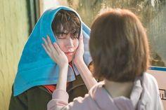 Image about cute in 𝐰𝐞𝐢𝐠𝐡𝐭𝐥𝐢𝐟𝐭𝐢𝐧𝐠 𝐟𝐚𝐢𝐫𝐲 𝐤𝐢𝐦 𝐛𝐨𝐤 𝐣𝐨𝐨 by 𝒓 𝒊 𝒏 𝒏 Weightlifting Kim Bok Joo, Weighlifting Fairy Kim Bok Joo, Nam Joo Hyuk Lee Sung Kyung, Korean Drama Best, Joon Hyung, Kim Book, Swag Couples, Nam Joohyuk, Soo Jin