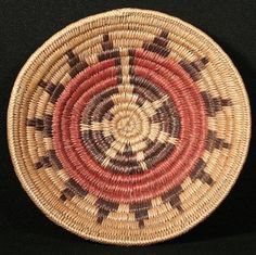 navajo basket. used for weddings and traditional ceremonies.