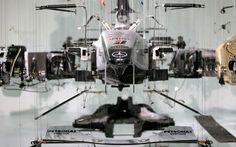 PIXEL LUST - industrialist: Deconstructed 2010 F1 car on...