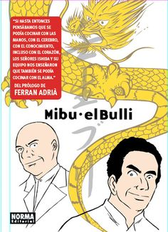 NORMA EDITORIAL: MIBU- ELBULLI