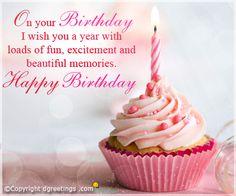 Dgreetings - Happy Birthday Card.