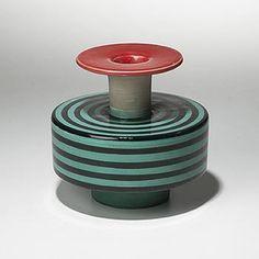 Ettore Sottsass, Vase  #912, 1959.