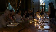 ACAF dinner @ Green Tea House, Hegezhuang