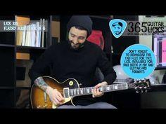 Lick 335/365 - Flashy Blues Lick in G | 365 Guitar Licks Project